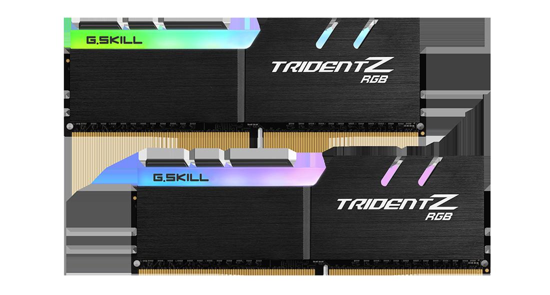 Trident Z RGB 64GB 4600