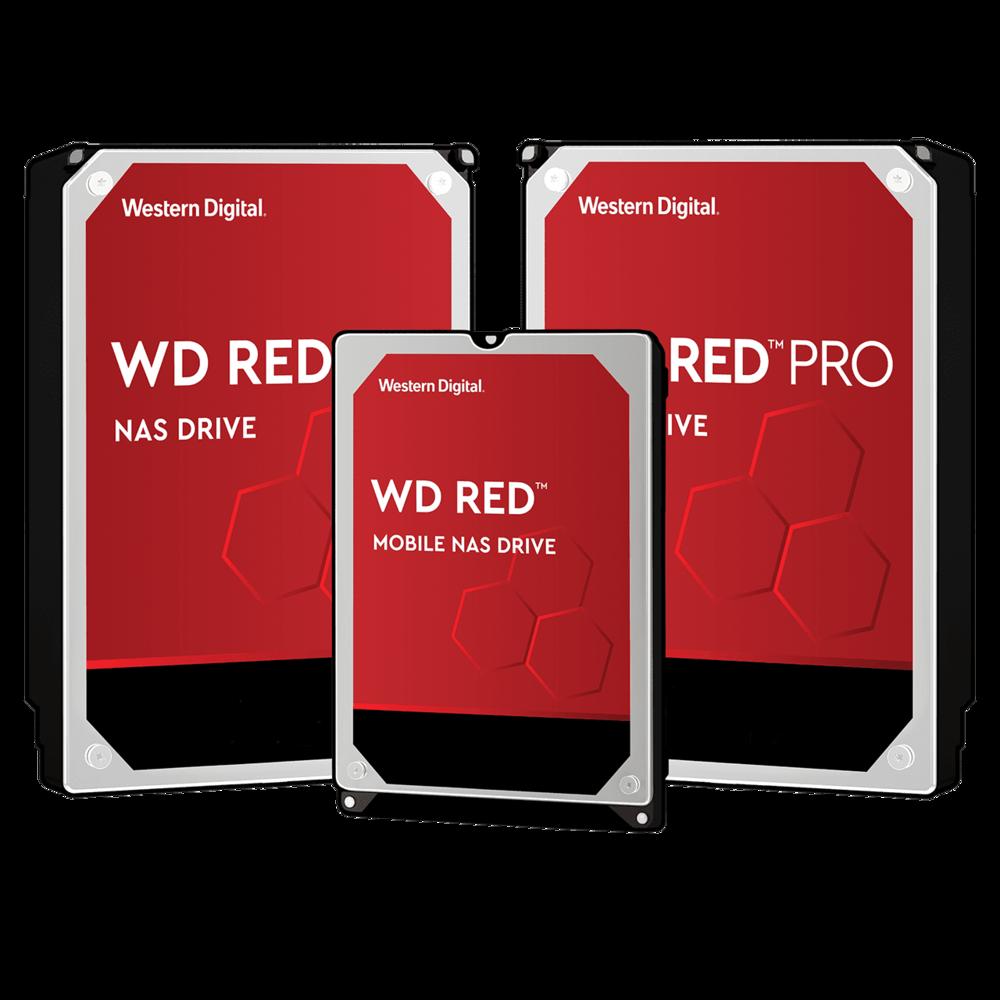 هارد دیسک WD Red PRO 8TB