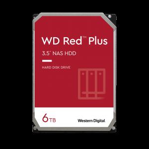 وسترن دیجیتال RED PRO ظرفیت 6 ترابایت
