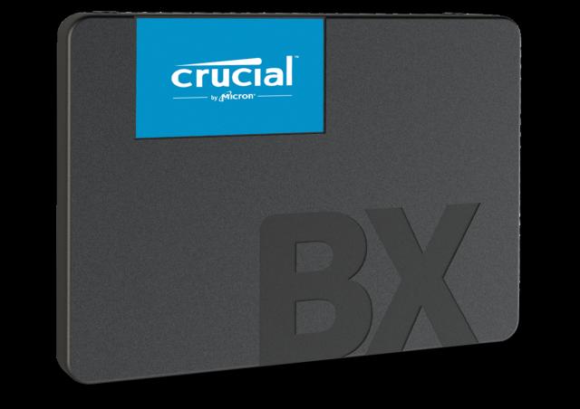 اس اس دی کروشیال BX500 ظرفیت 2 ترابایت