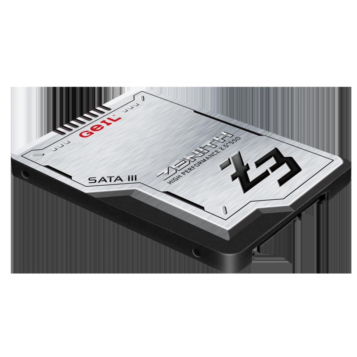 اس اس دی اینترنال گیل Zenith Z3 ظرفیت 256 گیگابایت