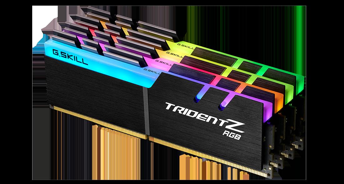 Trident Z RGB 128GB 3600