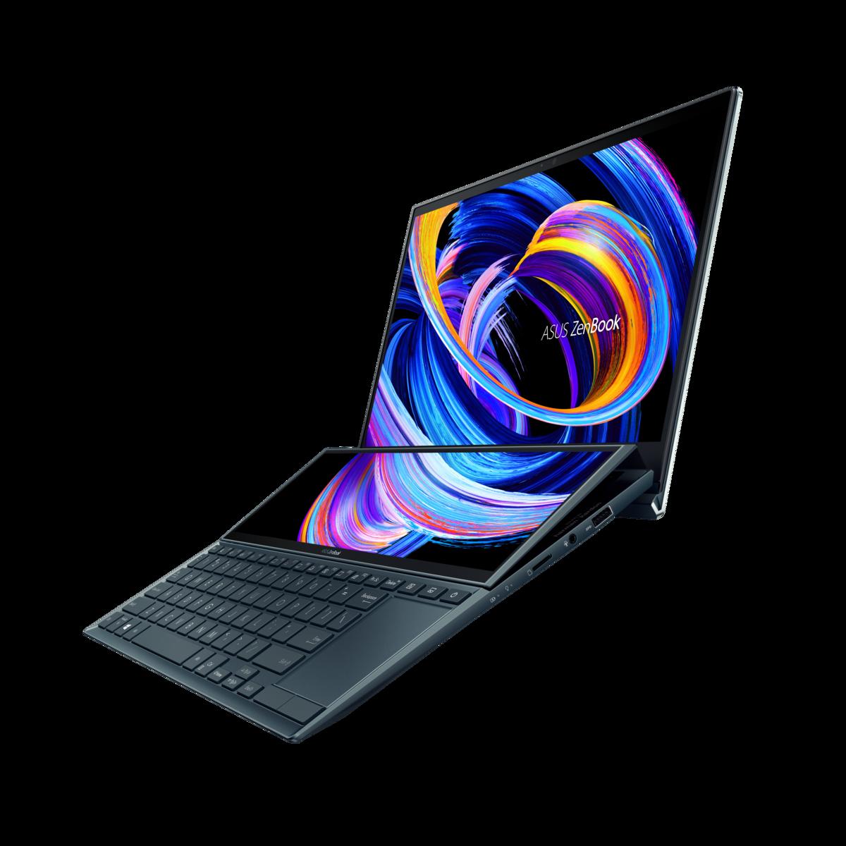 لپ تاپ ZenBook Duo 14 UX482EG